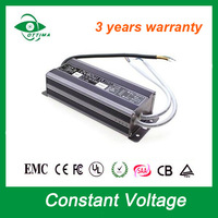 constant voltage 12v made in china waterproof led driver 2100ma IP67 led strip driver saa 70w led chips