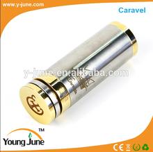 High quality hot sale vaporizer caravela mod ecig full mechanical mod caravela mod