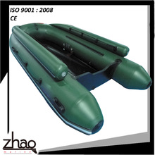 2014 Hot Selling High-duty PVC Double Tube Inflatable Boat