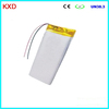 KXD rechargeable 3000mah li polymer battery 3.7v for positioning devices