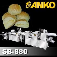 anko profissional automático congelados industriais automática planta pão