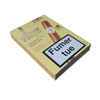 customized printing ivory paperboard cigarette paper box