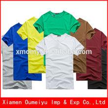 2014 wholesale silk t shirt fashion design