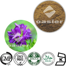 100% Natural Alfalfa Extract Saponin 10:1 Medicago sativa extract