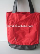 2015 new design high quality popular casual shopping bag