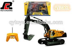 HOT!! rc toys R/C cars 1:28 8 channels rc wheel construction excavation