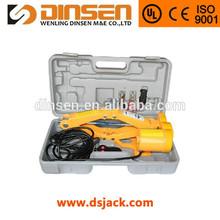 2T electric scissor jack for car