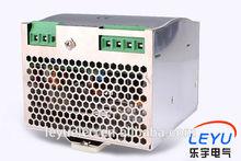 220VAC to 24v DC DIN RIAL single output 220vac to 24vdc power supply