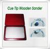 billiard Cue Tip Wooden Sander for billiard game