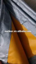 waterproof pvc tarpaulins fabric cover