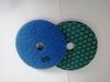 4 inch diamond dry flexible angle grinder polishing pads