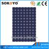 A-grade cell 24v solar panels 250 watt