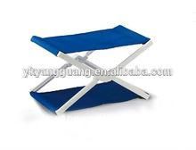 Portable mini folding neck beach chair pillow for outdoor