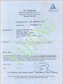 el certificado del ce