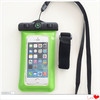 pvc underwater mobile phone waterproof bag with compass and armband