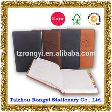 executive diary 2014 stationery diary /cheap diary