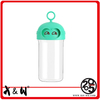 X&W Creative High Borosilicate Glass Drinking Water Bottle 340ml