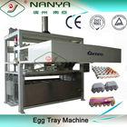 Reciprocating egg tray machine/egg carton pulp molding machine/paper pulp egg carton making machine