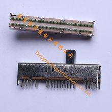 Long Slide switch SS48D01 Is 4P8TD