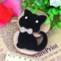 A maioria das pessoas gostam dos desenhos animados bonito imagem preto animal tipos de contrapinos p1444-019