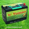 NEW! 12V75AH Super Power Auto Maintenance Free Car Battery Auto 75D31L(N70ZLMF)