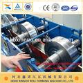 xinnuo máquina perfiladeira água da calha usado sarjeta máquina para venda fábrica botou made in china