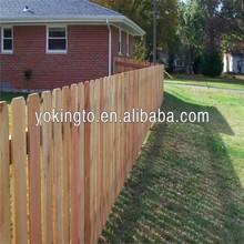 lightweight garden fencing