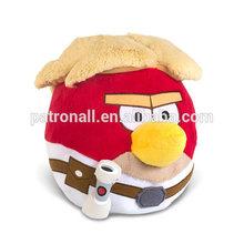 Plush toy Bird/Soft stuffed bird/ / soft plush animal toys