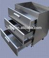 alta qualidade metal gaveta do armário