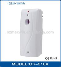 New OEM Product Electric Auto Spray Toilet Perfume Dispenser Air Freshener