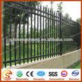 Vallas de hierro forjado puertas elementos/puerta de hierro forjado