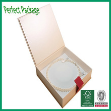 high quality small Jewelry beautiful paper box