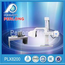 China de fábrica de la venta caliente de bajo precio digitales de rayos x de equipos médicos de la máquina/fluoroscopio plx8200