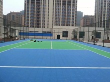PP Basketball/Tennis/Badminton/Futsal/Volleyball Sport Court Tiles