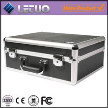 customized aluminum frame ABS tool case