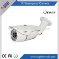 E- raccogliere ingrosso megapixel webcame 1.0mp bullet waterproof sorveglianza ip videocamera hd