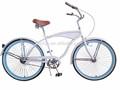 Maßgeschneiderte 26 zoll mans chopper fahrrad beach cruiser Fahrrad/beach cruiser fahrrad