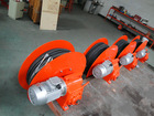 Electric motor cable drum,electrical cable drum,constant tension cable reel drum