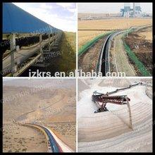 Long belt conveyor system ,curve conveyor from China top manufacture