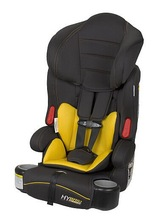 booster child baby car seat 3-in-1 with FMVSS213