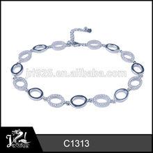 2015 New Design 925 Sterling Silver Bracelet