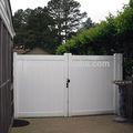 precios de de puerta de vallas de jardín de PVC