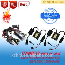 hottest sale! xenon hid headlight Error Free Slim Canbus ballast 12V/24V 35W/55W Canbus hid xenon kit