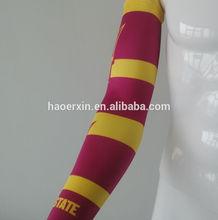 custom digital printed arm sleeve