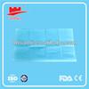 Non-woven Hospital Medical Disposable Bed Sheet Blue