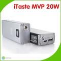Venta al por mayor eCig vaporizador caja mod e cigarette Itaste mvp 20 w