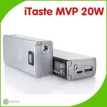 Wholesale eCig Vaporizer Box mod e cigarette Itaste mvp 20w