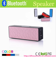Colorful 2014 Promotional gift legoo portable wireless mini speaker for PC/mobilephone car speakers new indian songs