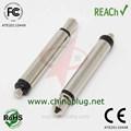 Mejor- venta de níquel 26l3.5mm mono auricular para su uso en los servicios m
