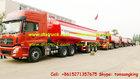 DTA ROAD TANKER oil fuel trailer factory sale Call:86-15271357675